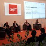 CeBIT 2015: Business-Messe mit neuen Fachkonferenzen