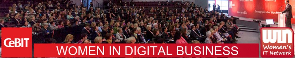 WOMEN IN DIGITAL BUSINESS